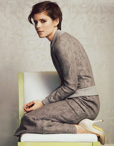 Kate Mara – Grazia Magazine October 2015 Photos