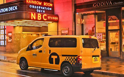 2014 Nissan NV200 Taxi Edition Turing