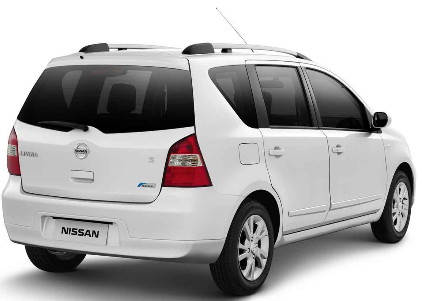 novo Nissan Livina 2014