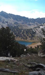 Lamoille Canyon - Favre Lake