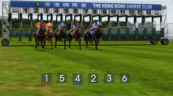 horse betting games free