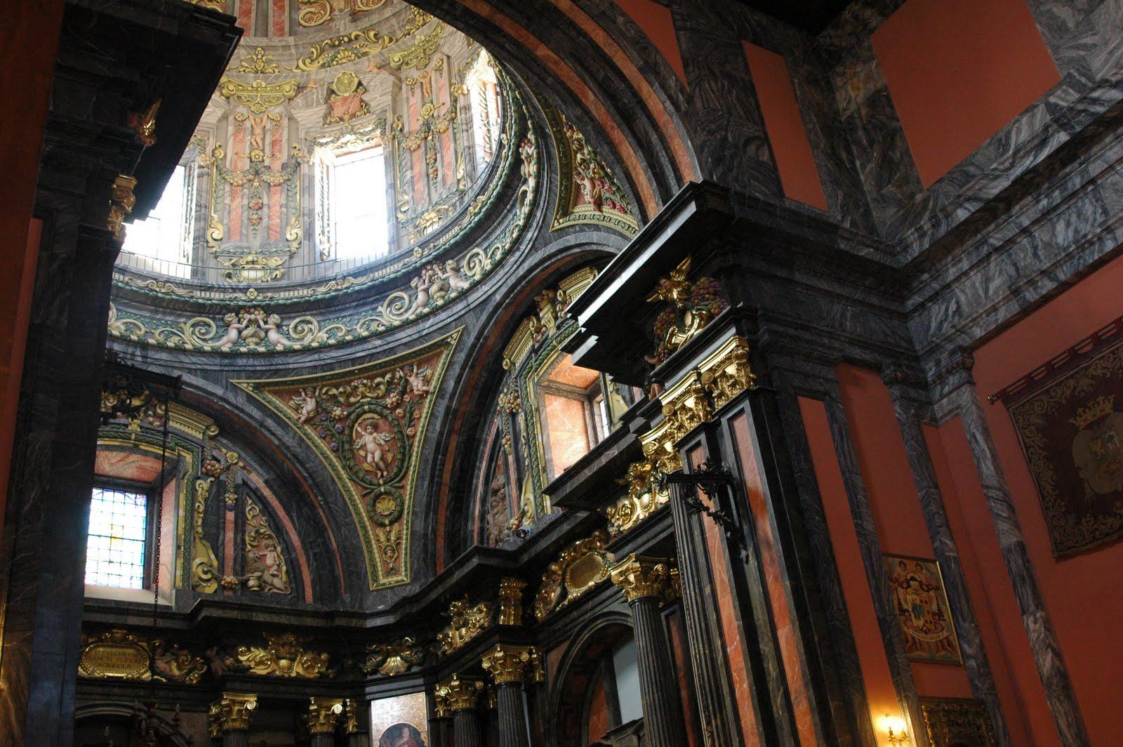 Lugares sacros iglesia de san andr s madrid for Ministerio del interior san isidro