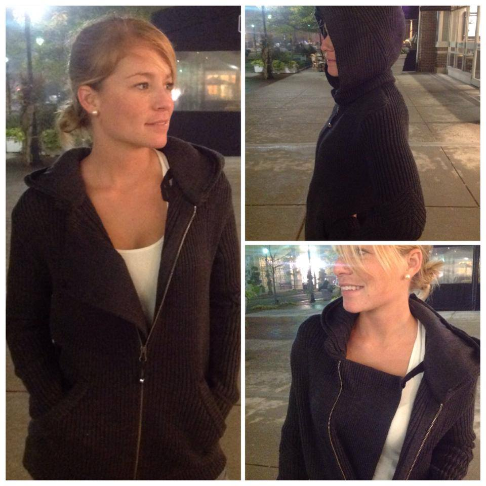 lululemon sweat-er once a day jacket