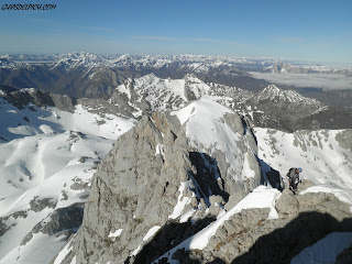 Escalar en los Picos de Europa con Guiasdelpicu.com, guias de alta montaña Fernando Calvo Gonzalez