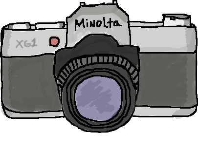 Camera Drawings Drawing Styles Starter