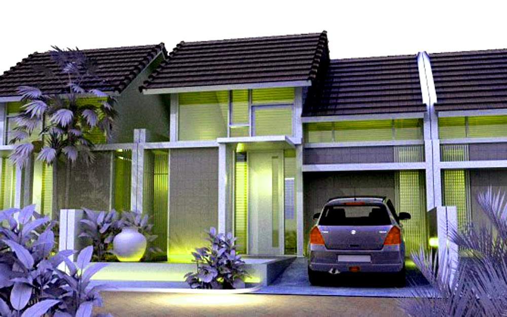 gambar model rumah minimalis type 21 type 36