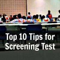 Top 10 Tips for Screening Test