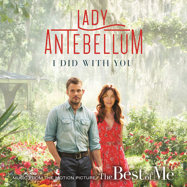 Lady Antebellum - I Did With You - Single Cover