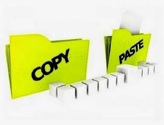 Cara Memasang Anti Copy Paste Kecuali Bagian Tertentu di Blog