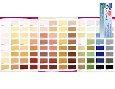 Super color quito for Color garbanzo pintura