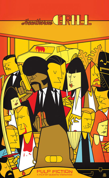 Atomlabor Blog - Illustrationen von Ale Giorgini