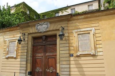 Palacios Barrio Le Marais. Blog Esteban Capdevila
