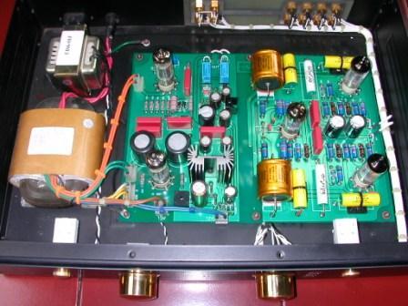 Power Amp Rakitan