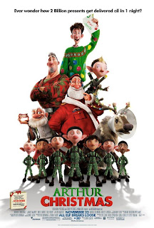 Ver online:Arthur Christmas (Arthur Christmas: Operacion Regalo) 2011