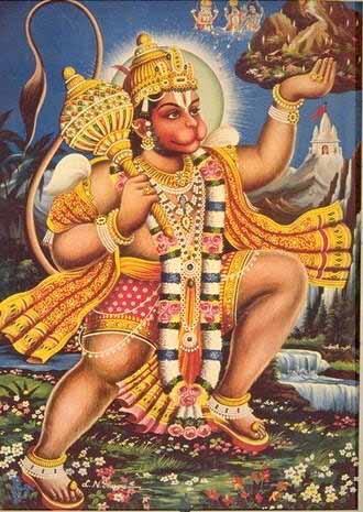temples of goa shri maruti temple mala panaji