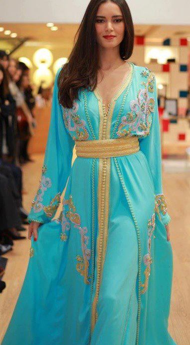 Model  STYLE KAFTANSTUNICS On Pinterest  Kaftan Caftans And Cotton Kaftan