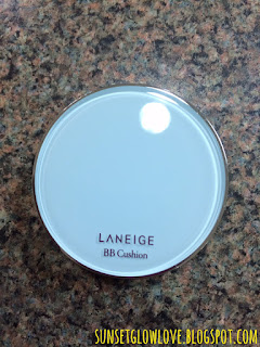 Laneige BB Cushion Pore Control pact