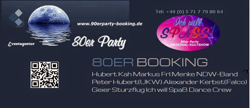 80er Party - Ich will Spaß