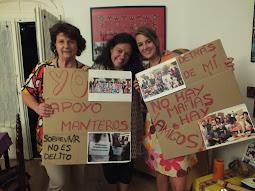 mujeres contra las fronteras