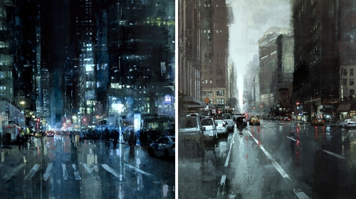 00-Jeremy-Mann-Figurative-Painting-in-Cityscapes-Oil-Paintings-www-designstack-co