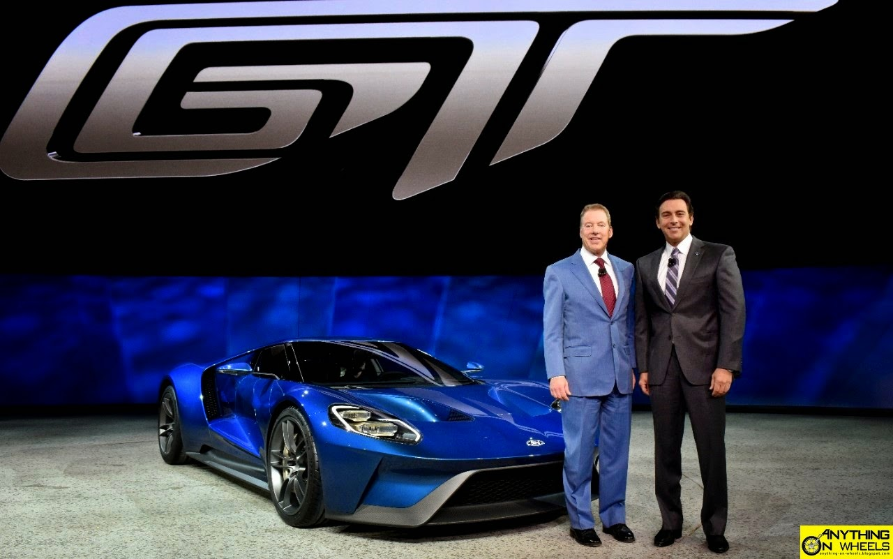 Slated To Get Into Production Sometime In  The Gt Marks The Return Of Ford To The Unforgiving Yet Lucrative Supercar Segment