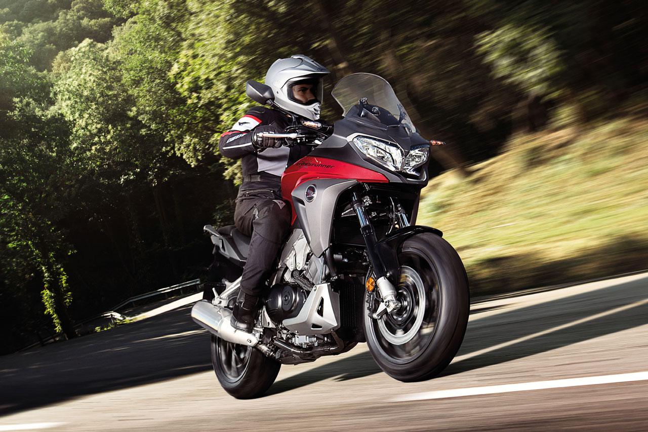 Honda VFR800X Motorcycle