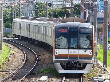 東急東横線 特急 渋谷行き1 10000系