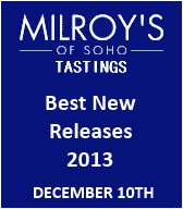 Milroy's Best New Releases 2013