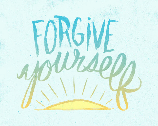 Forgive yourself after stillbirth