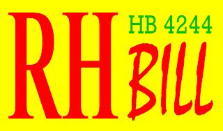 RH BILL Poster