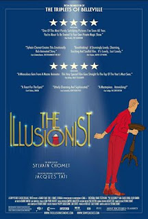 L'Illusionist (The Illusionist) - Poster