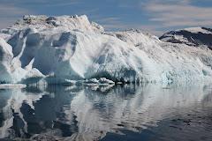 Groenland - Fjord du Sermilik