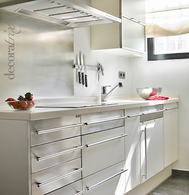 La decoraci n en la cocina cocina - Moretti cocinas ...
