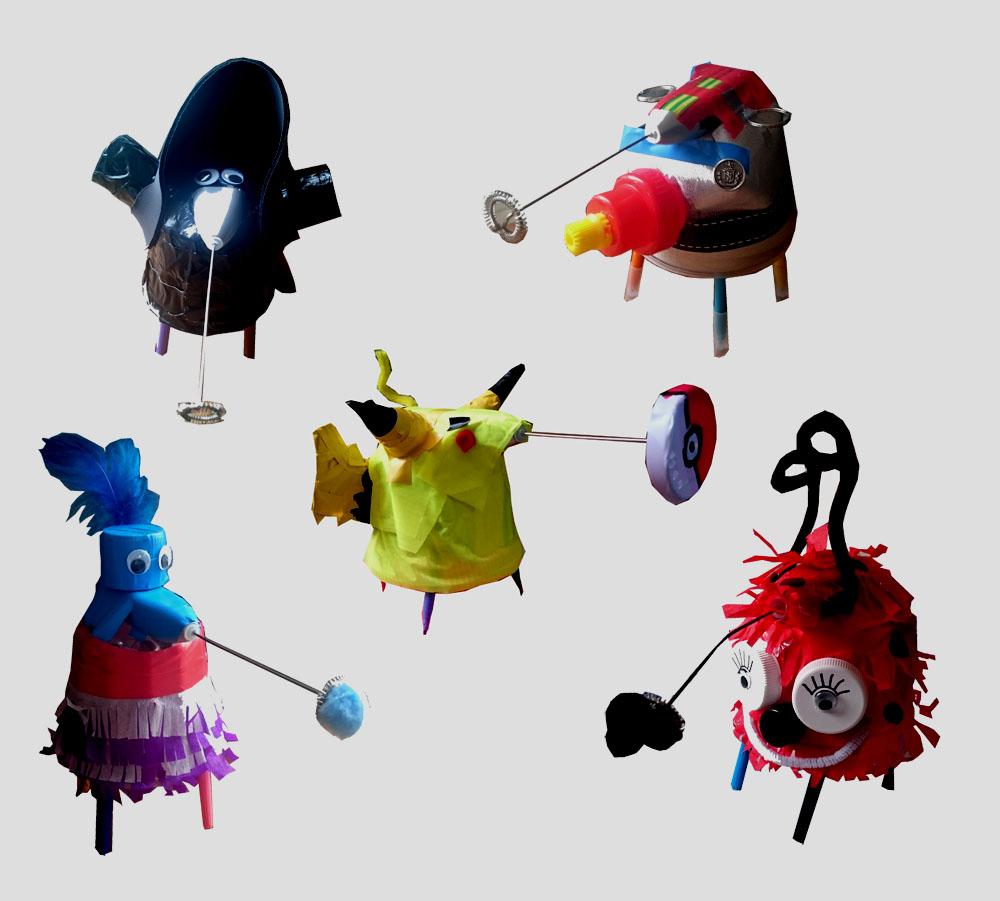 Lique 39 s blog hoe maak je een tekenrobot scribblebot - Hoe een kamer van een kind te versieren ...