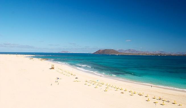 Fuerteventura las playas m s largas de espa a - Ofertas canarias enero ...