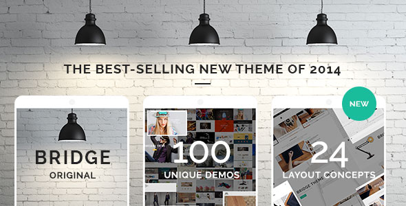 Free Download Bridge V7.6.2 Creative Multi-Purpose WordPress Theme