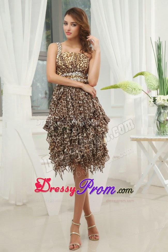 Short Prom dress 2014