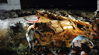 2012 Airplane crash in pakistan