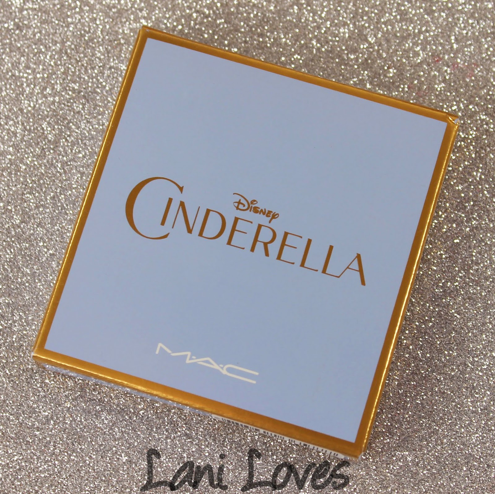 MAC Monday: Cinderella - Stroke of Midnight Eye Shadow x6 Swatches & Review