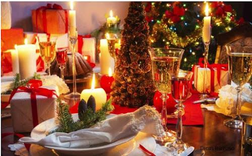 Decoração de Natal Simples 2016: Ideias Incríveis e Fotos