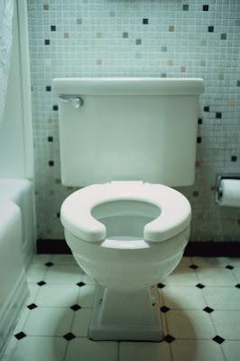 My Bathroom is My Refuge