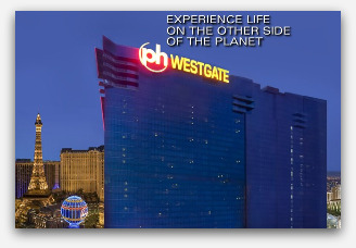 NOTICE THE BUILDING IS BRANDED PLANET HOLLYWOOD WESTGATE (Photo 1)