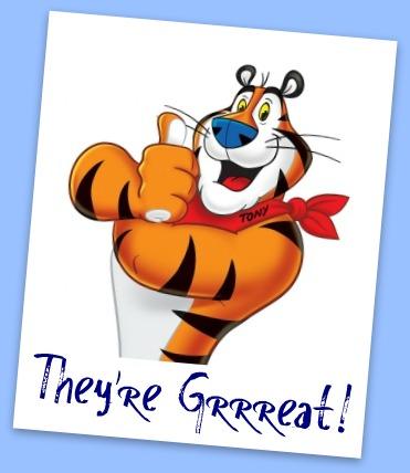 tony+blog tony the tiger im great