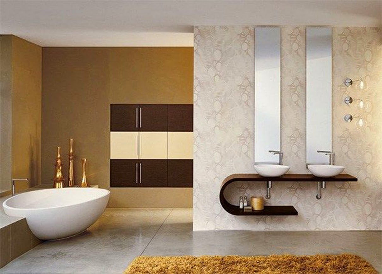 ديكورات حمامات تركية فخمة