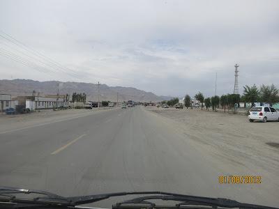 village du désert