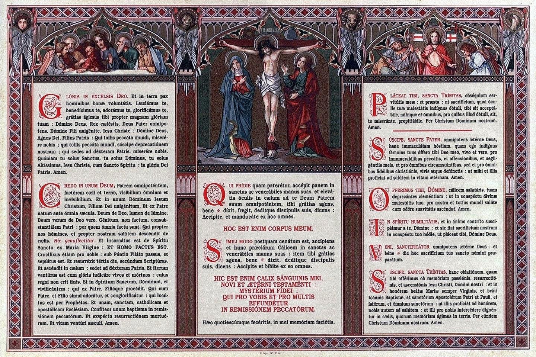 Missa Gregoriana - CE