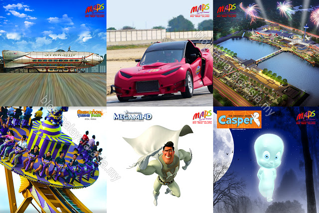2016 Animation Theme Park