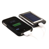 Portable Solar Chargers a 'Bright Idea'