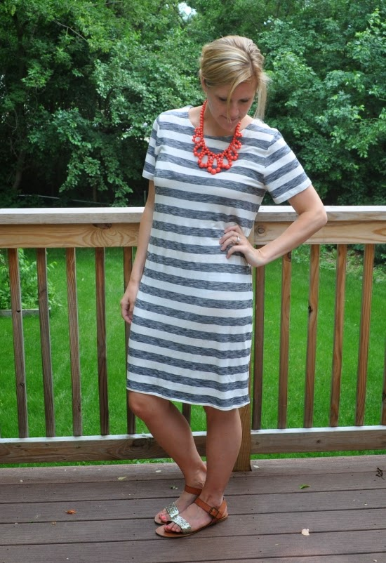 target t-shirt dress