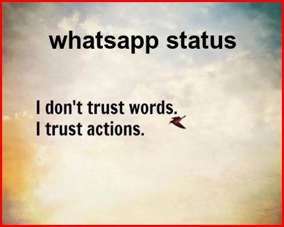 Status whatsapp cool